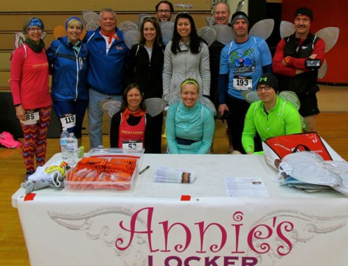 Run ARNY JOHNSON 5K/10M and Help Annie's Locker