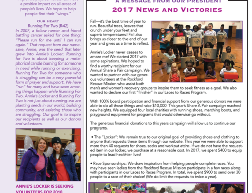 Newsletter, December 2017