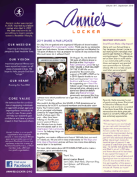 Annie's Locker – Inspiring and Equipping People to Lead